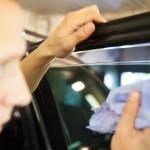 Car window film installation trainings