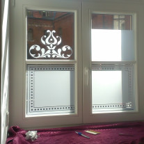 Special desing made with Kraft Films PVC film